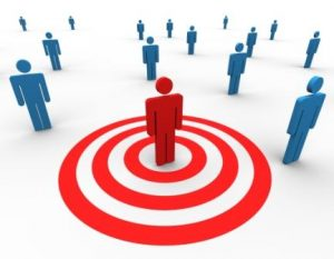 define your targeted audience