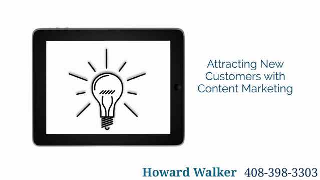 Attracting New Customers With An Online Content Marketing Strategy